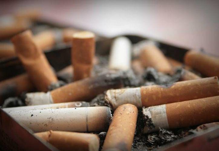 Piden evitar el consumo de cigarros. (Adrián Barreto/SIPSE)