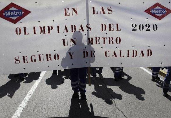 Madrid, a pesar de la crisis, apuesta una vez más por la candidatura. (Archivo/Agencias)