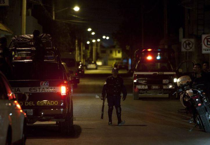 Envían elementos policíacos de forma permanente en las regiones más críticas. (Víctor Ruiz/SIPSE)