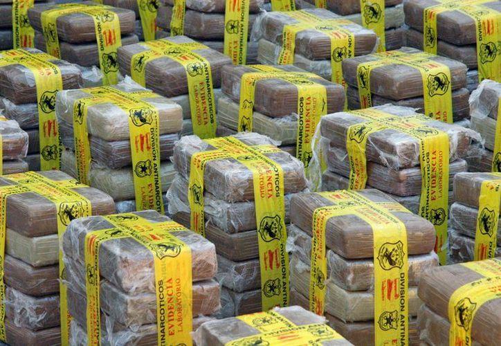 Las autoridades venezolanas incautaron en 2012 de 45,084 kilogramos de diferentes drogas de las cuales 27,117 kilos fueron de cocaína. (EFE/Archivo)