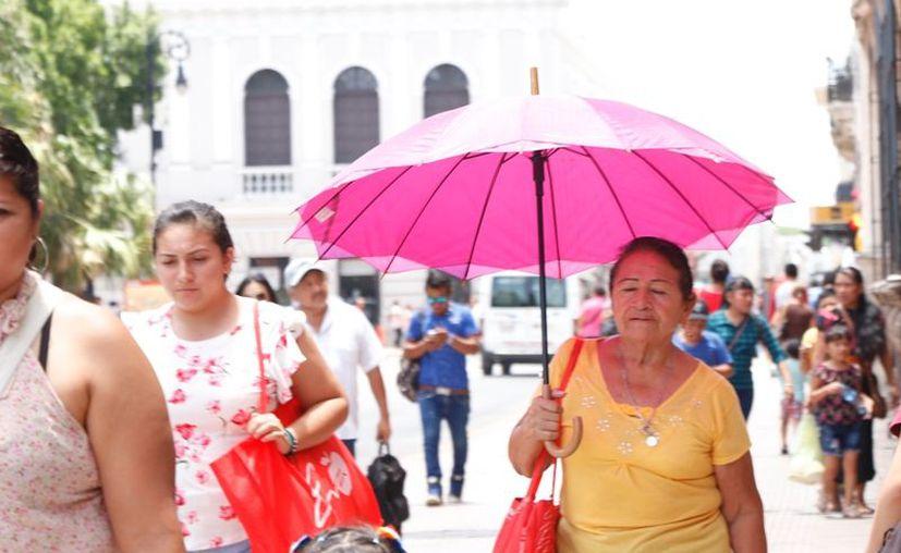Este miércoles podrían presentarse algunas lloviznas debido a la presencia de una nueva onda tropical sobre la región. (José Acosta)