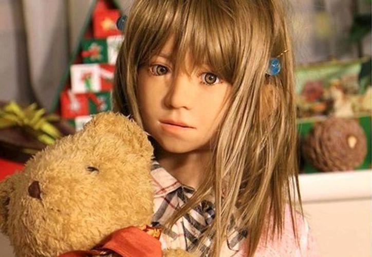 Imagen de uno de los modelos del juguetes sexuales inventados por un pervertido japonés. (www.thesun.ie)