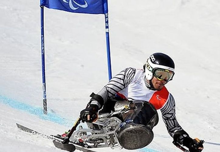 Arly Velásquez a participado en los Juegos Paralímpicos de Vancouver 2010, Sochi 2014 y ahora, en PyeongChang 2018. (Foto: Medio Tiempo)