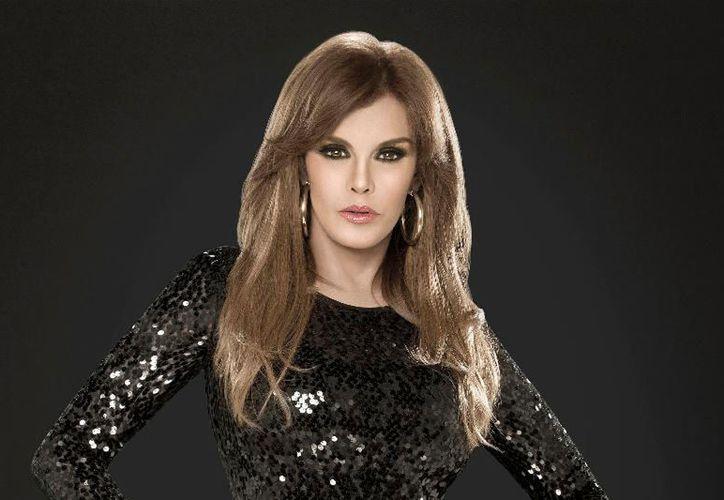 Lucía Méndez, platicó sobre los detalles de su nuevo material discográfico. (Contexto/Internet)