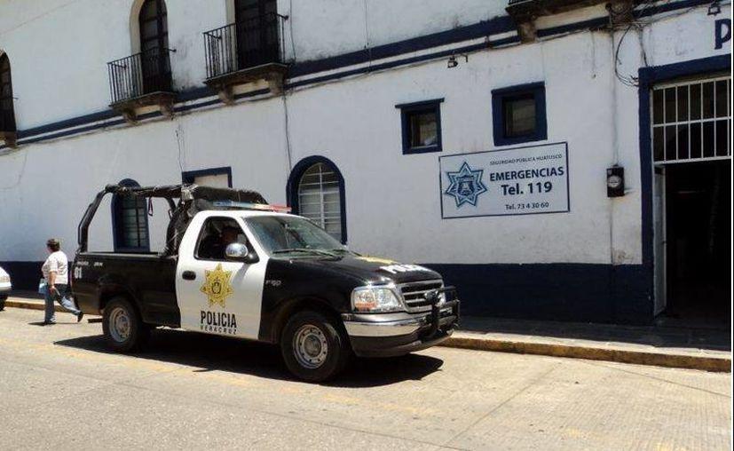 La operación conjunta Veracruz Seguro dejó cinco presuntos criminales muertos en Huatuso. (huatusco.gob.mx)