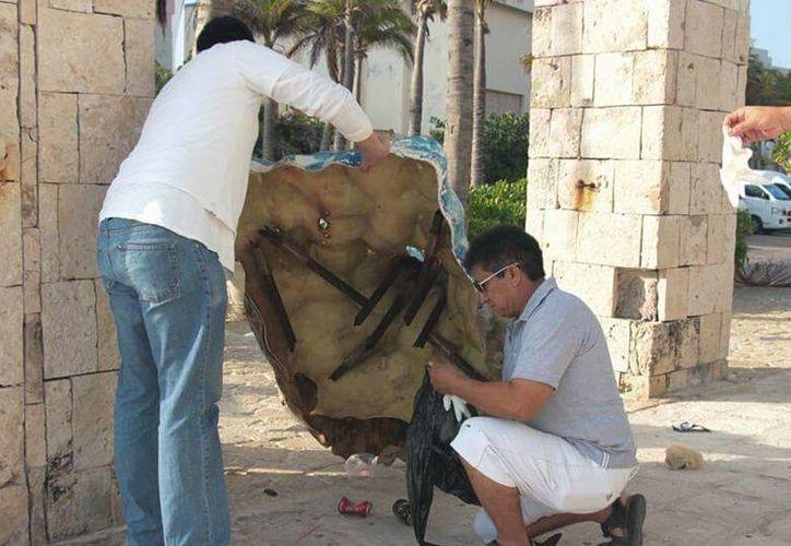 La próxima colecta de residuos se llevará a cabo el 27 de mayo. (Rubí Velázquez/ SIPSE)