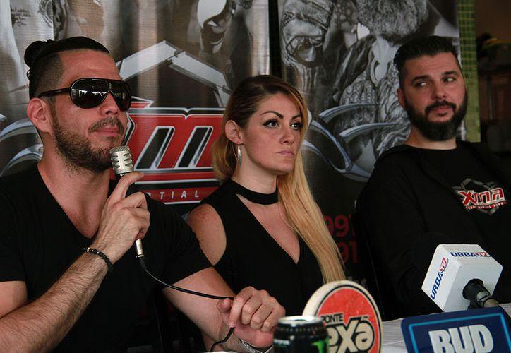 La función de artes marciales XMA 6 llega a Mérida. (Milenio Novedades)