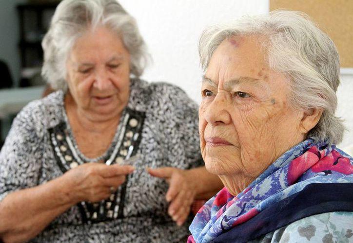 El DIF salvaguarda a las personas de la tercera edad, y pide denunciar cualquier caso o sospecha de violencia contra ellas. (Luis Ballesteros/SIPSE)