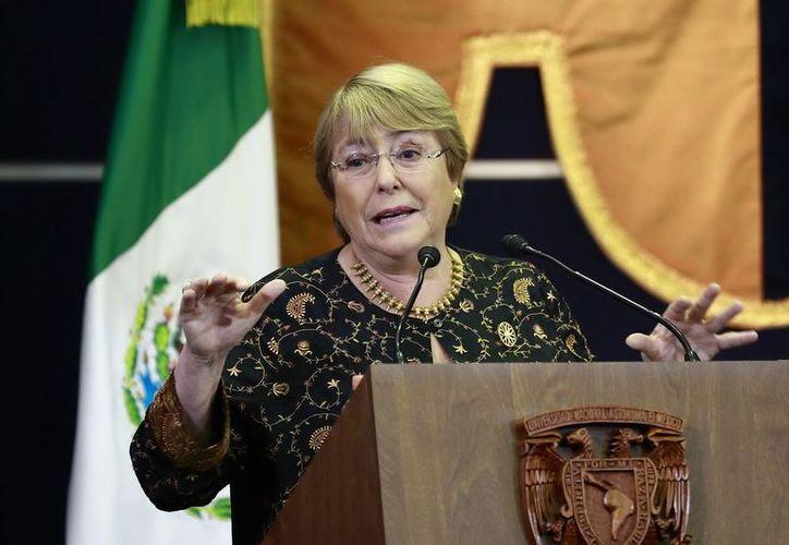 Ocupa Michelle Bachelet un cargo considerado como uno de los más complejos del mundo. (vanguardia.com)