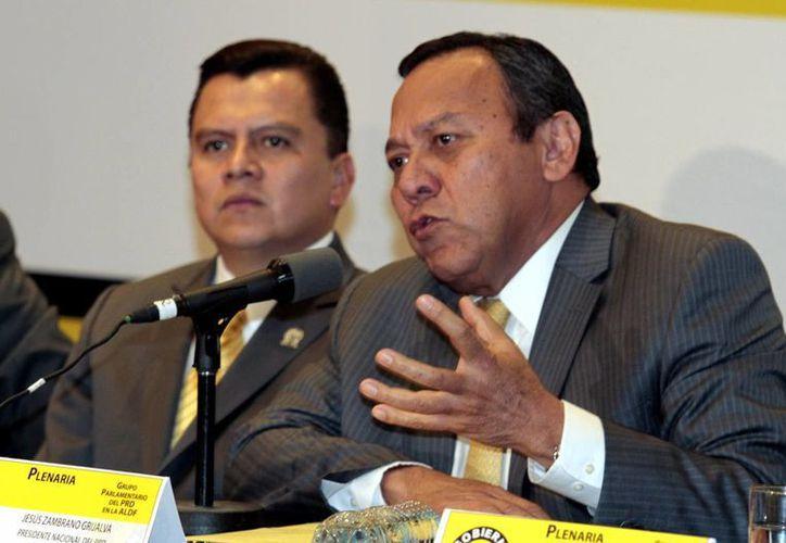 El líder del sol Azteca aseguró que existe una pluralidad política en el país. (Agencias)
