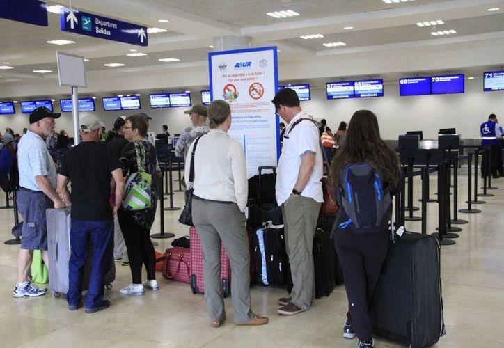 Con esta propuesta se busca atraer más turismo y beneficiar a Cancún. (Tomás Álvarez/SIPSE)