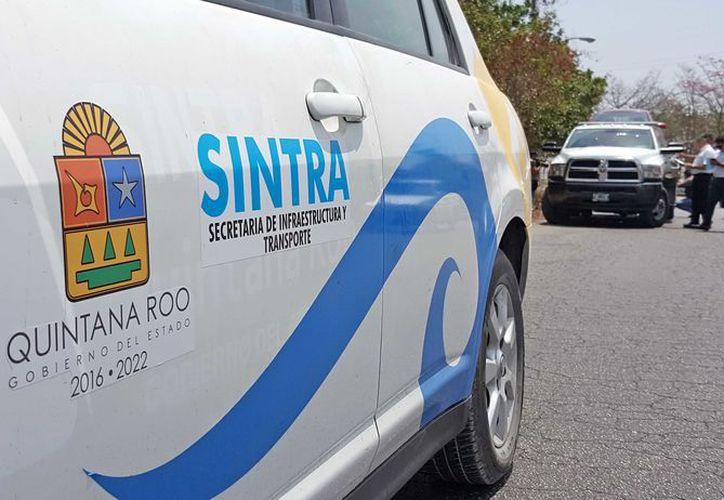 Ante los hechos, el dueño del vehículo afectado acudió a la Fiscalía General del Estado. (Jesús Tijerina/ SIPSE)