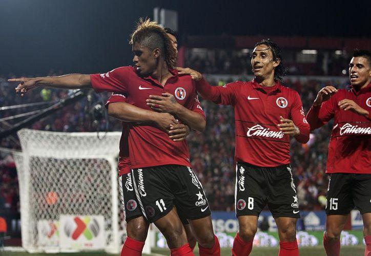 Xolos tomó la ventaja en la ida al derrotar 2-1 al Toluca. (Foto: Agencias)