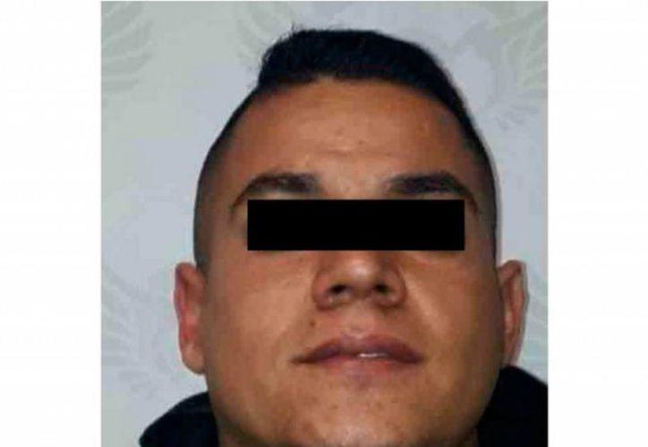 """El arrestado es primo de Arturo Quintana Quintana, alias """"El 80"""", y es acusado de secuestro agravado. (Foto: Excélsior)"""