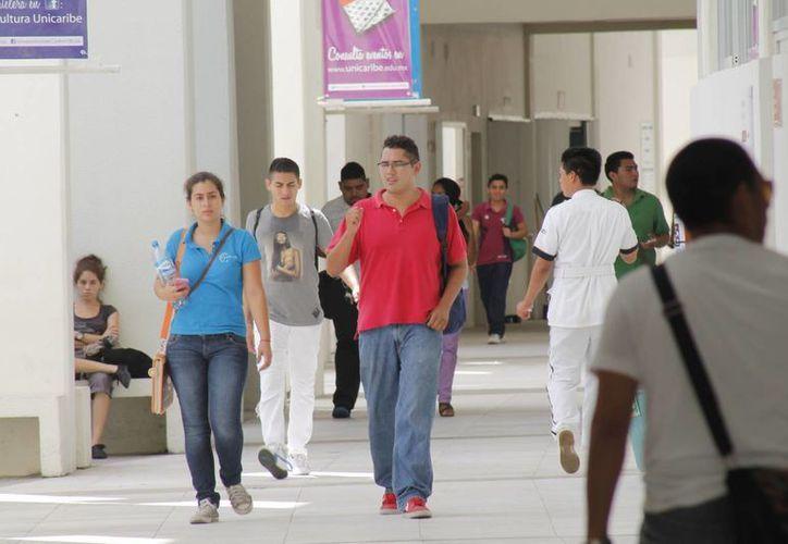 Estudiantes continúan destacando en competencias estatales y nacionales. (Jesús Tijerina/SIPSE)