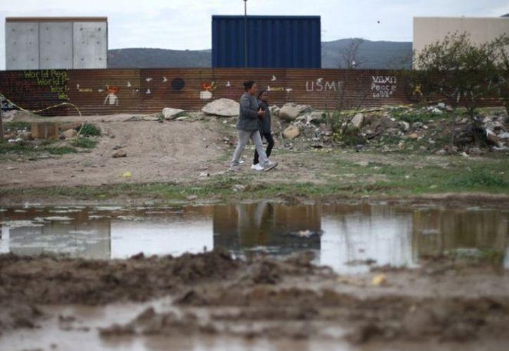 El asesinato se cometió en la frontera de Nogales. (excelsior.com)