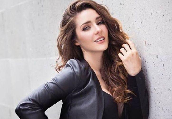 """La actriz terminó con las grabaciones de la telenovela """"Tenías que ser tu"""", no obstante, anunció que se retira de manera temporal de la televisión. (Foto: Instagram)"""
