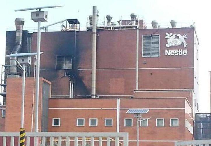 Los daños físicos en las instalaciones fueron menores.(terra.com.mx)
