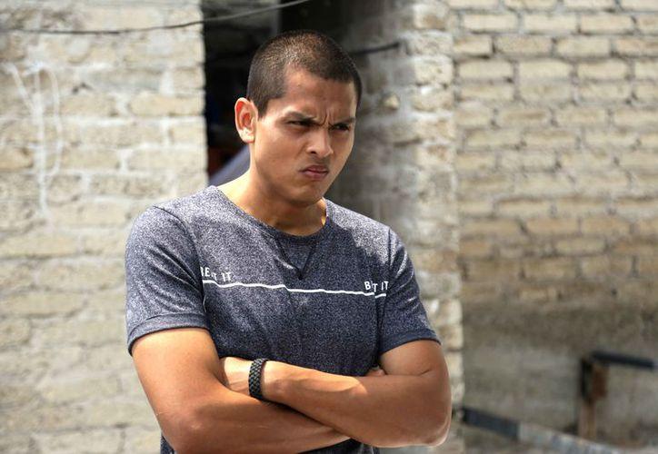 El actor Cuahutli Jiménez dijo que su personaje en Tres Milagros es el Chemo. (Redacción/SIPSE)