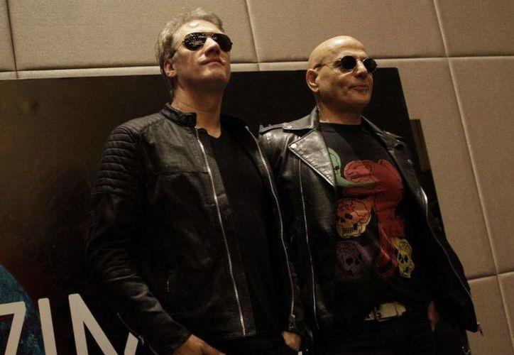 Soda Stereo lanzó el tema 'En el séptimo día', el cual formará parte del repertorio musical del Cirque Du Soleil, a partir del mes de marzo.(Archivo/AP)