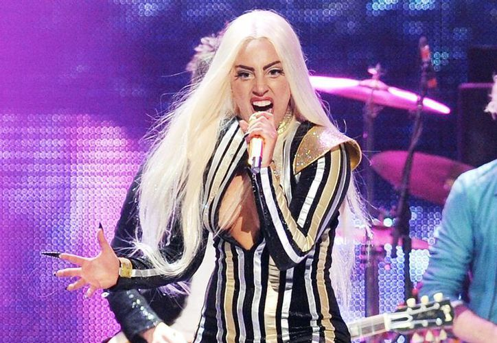 Ni Gaga ni su comunicado, especifican qué tipo de lesión sufrió. (Agencias)