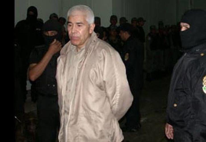 Rafael Caro Quintero es uno de los hombres que forman parte de la narco lista o lista negra de EU. (Cuartoscuro/Foto de archivo)