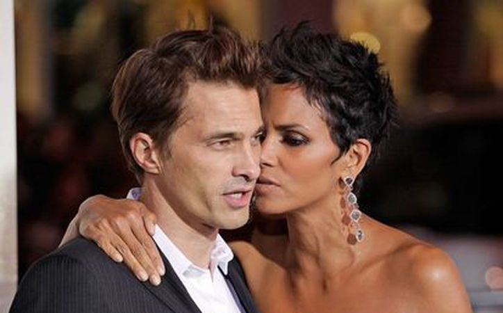 Halle es la actual pareja del actor francés Olivier Martinez. (www.celebitchy.com/Archivo)
