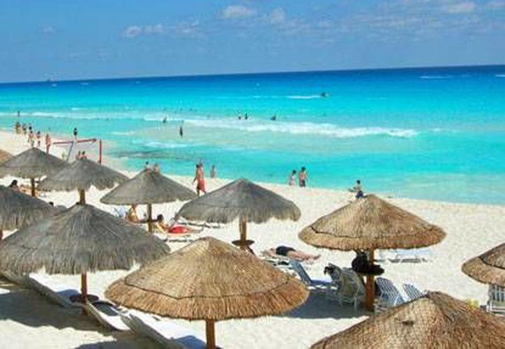 Cancún y Riviera Maya cerrarán el 2014 con una ocupación promedio de entre el 82 y el 85 por ciento. (Redacción/SIPSE)