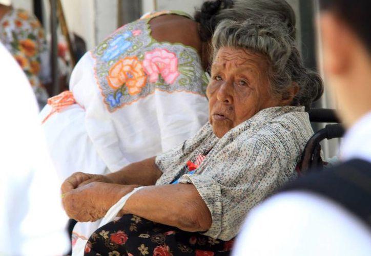 Según Coespo actualmente siete de cada 100 yucatecos son adultos mayores de 60 años y en unos 30 años se calcula que podrían llegar a ser 21 por cada 100. (SIPSE)
