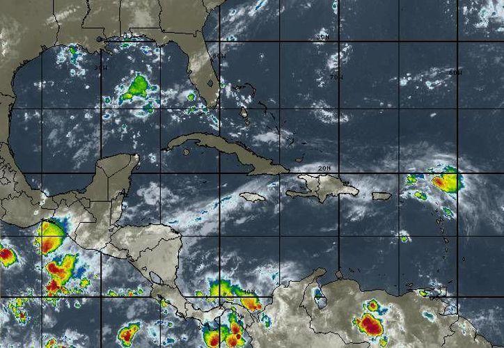 En el Estado se pronostica un 80% de probabilidad de lluvias fuertes. (Cortesía/SIPSE)