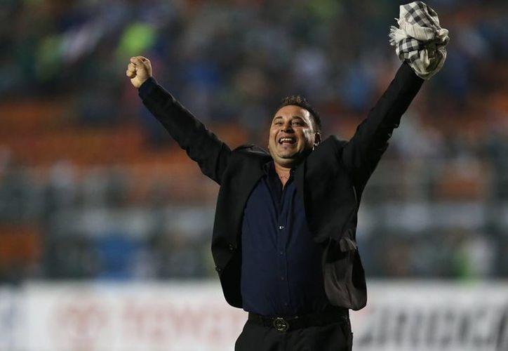 El todavía técnico de los Xolos se despidió, vía Twitter, de los seguidores del Tijuana. (Archivo/Agencias)