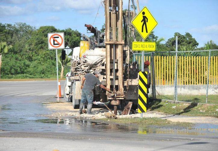 Autoridades municipales aseguraron que la ciudad está preparada para la temporada de lluvias.  (Redacción/SIPSE)