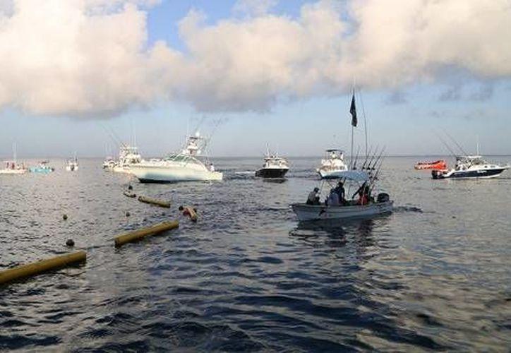 La sustentabilidad en la pesca deportiva en Quintana Roo cobra cada vez más fuerza. (Notimex)