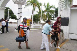 Se sintió feo estar solitos en alta mar: náufragos chetumaleños