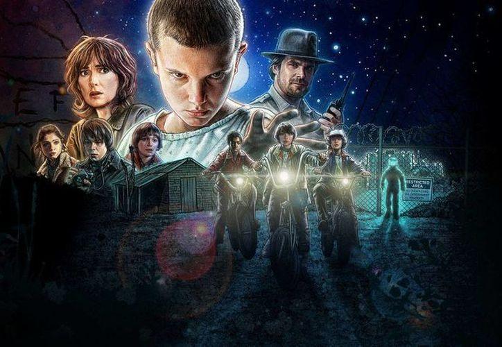 La segunda temporada de 'Stranger Things' se estrenará en este 2017. (Netflix)