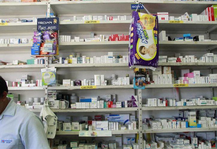 Farmacéuticos han implementado negociaciones para tratar de beneficiar al consumidor. (Tomás Álvarez/SIPSE)