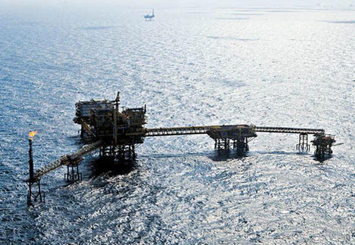 Es el primer pozo perforado por una petrolera internacional en México (Excélsior)