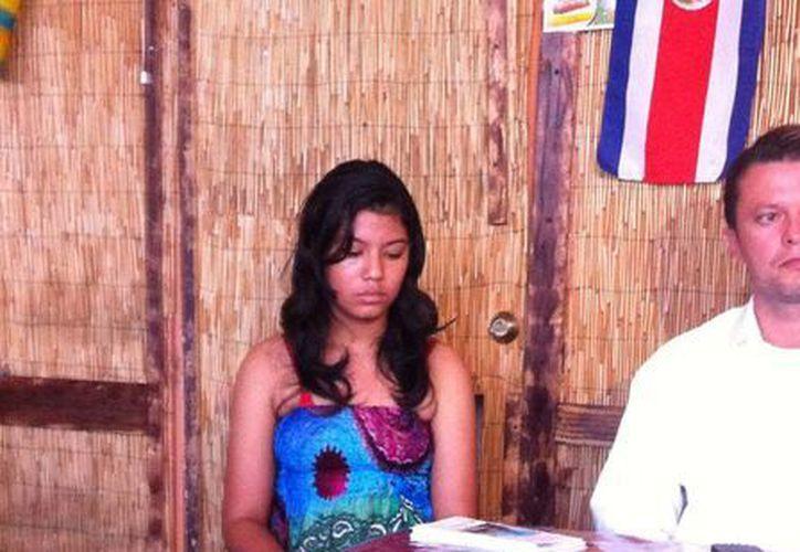 Karla, de 17 años, es una de las menores adolescentes que cruzaron a Estados Unidos para buscar fortuna; lo único que logró es que el Gobierno de ese país la deportara. (Imagen de contexto/NTX)