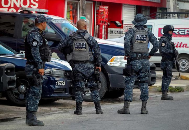 Elementos de la División de Gendarmería de la Policía Federal presionaron a los captores para la liberación del joven secuestrado. (Archivo/Notimex)