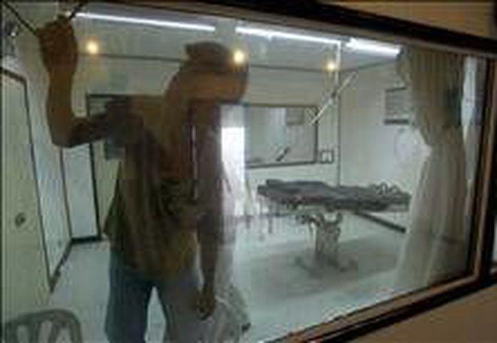 El estado de Georgia ejecuta a los condenados a la pena capital con una inyección letal de 5,000 miligramos de pentobarbital, dosis que es entre 25 a 40 veces más alta de la considerada mortal. (EFE/Archivo)