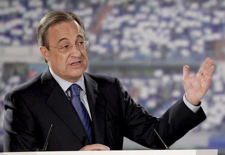 Florentino reconoce únicamente la deuda que se debe a los bancos. (mediotiempo.com/archivo)