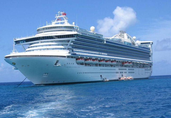 El nuevo trasatlántico será el de mayor tamaño y lujo de la flota británica de 17 embarcaciones de Princess. (costamar.com)