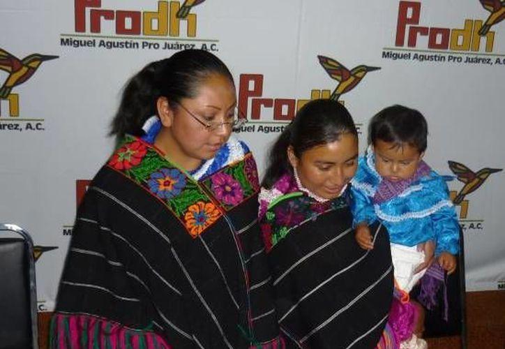 Teresa y Alberta fueron víctimas de violaciones de sus derechos humanos. (escrutinio.com.mx)