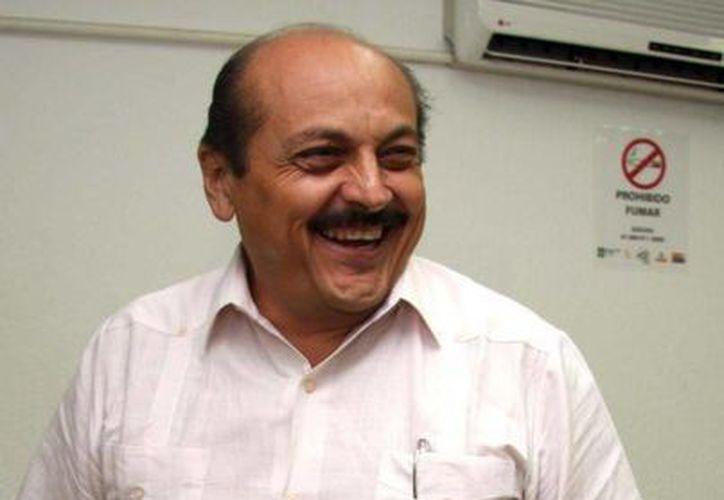 Jorge Carlos Berlín Montero, ex oficial mayor del gobierno de Yucatán, es el nuevo delegado de Semarnat. (SIPSE.com)