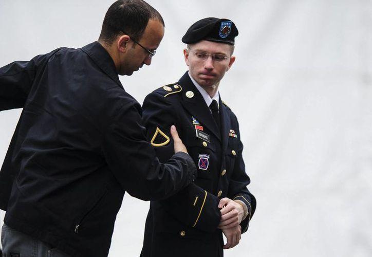 Manning filtró datos a sabiendas que beneficiaría a la organización terrorista. (EFE)