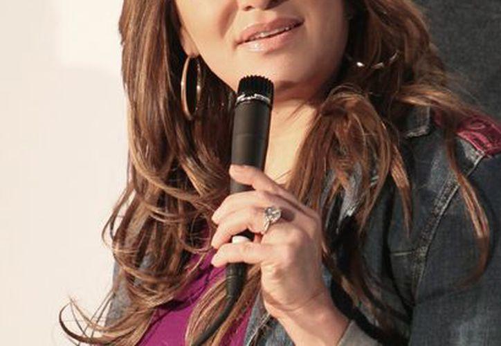 Jenni Rivera fue aclamada en todos los escenarios que pisó. (EFE)