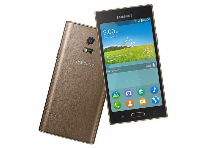 El nuevo Samsung Z será la competencia directa del iPhone de Apple. (samsungmobilepress.com)