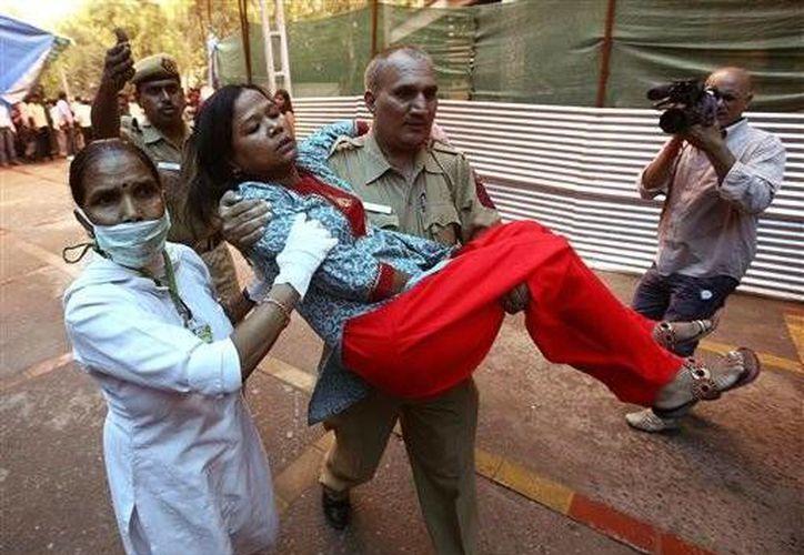 La víctima intentó suicidarse. (Imagen de contexto/Agencias)