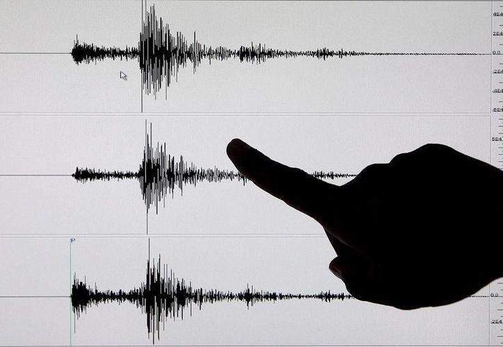 El Servicio Geológico de Estados Unidos dijo que el movimiento telúrico registrado a las 11:27 horas. (Archivo/EFE)