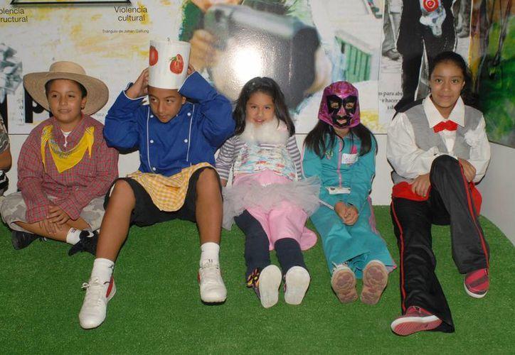 La Unicef en México indicó que busca ayudar al fortalecimiento del cumplimiento de los derechos de los niños. (Archivo/Notimex)